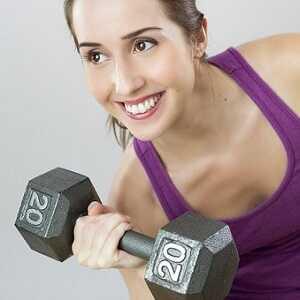 pocení při cvičení u žen