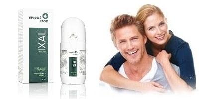 ixal bez hliníku nejlepší antiperspirant bez aluminia pro muže a ženy