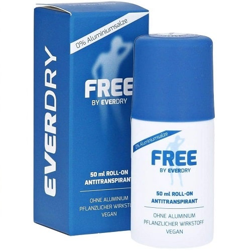 everdry free roll-on 50 nl